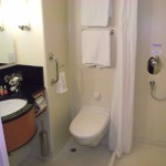 North Sea Ferries Club Cabin Ensuite