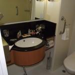 North Sea Ferries Club Cabin Toiletries
