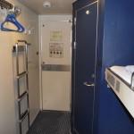 North Sea Ferries Standard Cabin Door